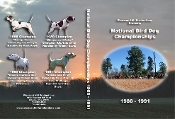1988-1991 National Bird Dog Championships (DVD)