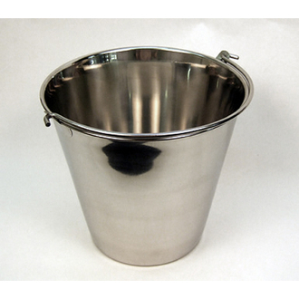 Stainless Kennel Water Pail