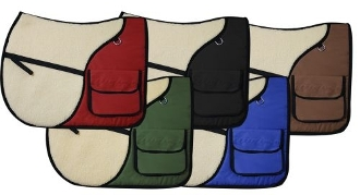 Winfield Saddle Pad w/Pocket