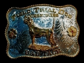 Custom Made Pointer Belt Buckle