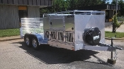 ATV DOG TRAILER