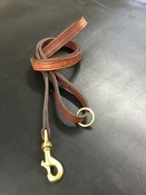 Winfield Leather Dog Lead