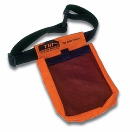 TBI Bird Pouch - Single with Belt